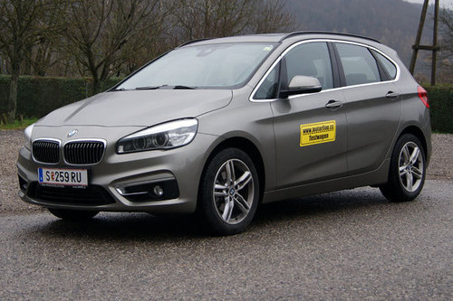 bmw 218d active tourer im test autotests autowelt. Black Bedroom Furniture Sets. Home Design Ideas