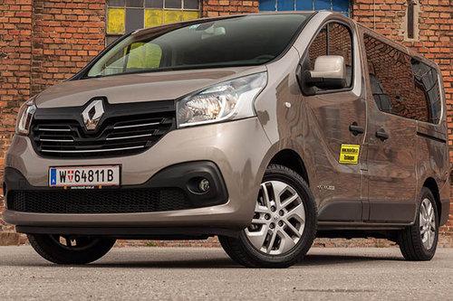 Renault Trafic Passenger Dci 140 Im Test Autotests Autowelt