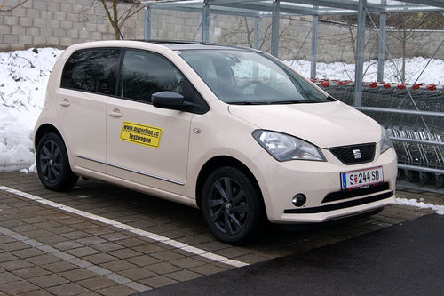 seat mii by mango 1 0 im test autotests autowelt. Black Bedroom Furniture Sets. Home Design Ideas