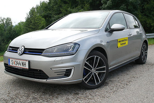 vw golf gte plug in hybrid im test autotests. Black Bedroom Furniture Sets. Home Design Ideas