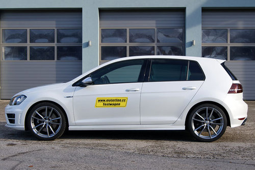vw golf r dsg im test autotests autowelt. Black Bedroom Furniture Sets. Home Design Ideas