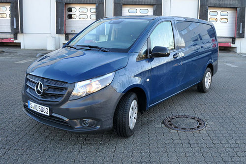 mercedes vito 111 cdi worker im test autotests autowelt. Black Bedroom Furniture Sets. Home Design Ideas