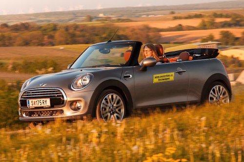 Mini Cooper Cabrio Im Test Autotests Autowelt Motorlinecc
