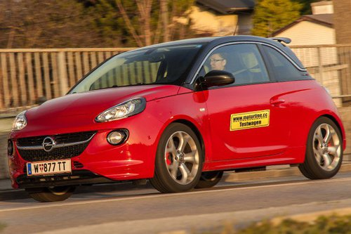 opel adam s 1 4 turbo ecotec im test autotests. Black Bedroom Furniture Sets. Home Design Ideas