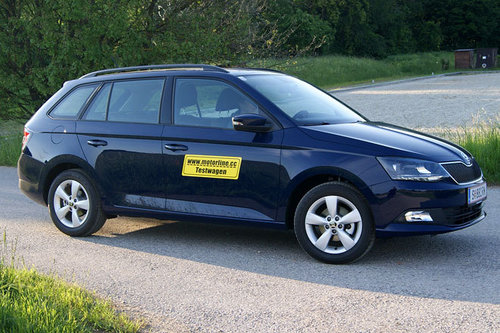 skoda fabia combi 1 2 tsi ambition dauertest finale autotests autowelt. Black Bedroom Furniture Sets. Home Design Ideas