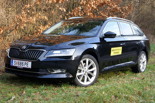 skoda superb combi 4x4 tdi style im test autotests autowelt. Black Bedroom Furniture Sets. Home Design Ideas