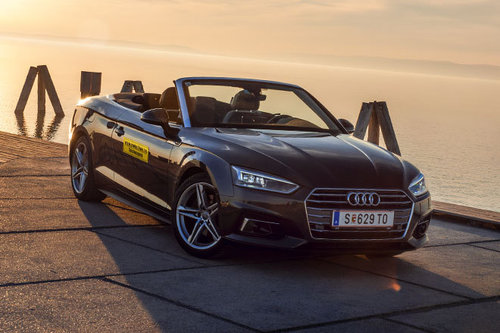 audi a5 cabriolet 2 0 tdi s tronic sport im test. Black Bedroom Furniture Sets. Home Design Ideas