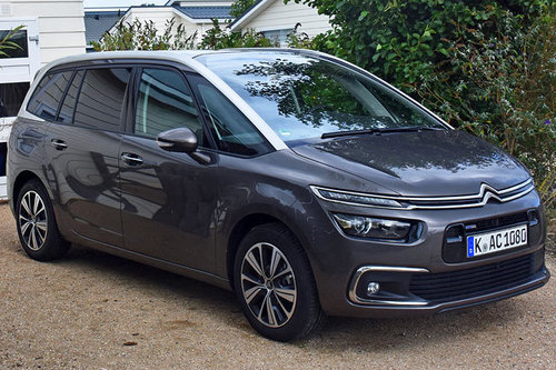 citroen grand c4 picasso puretech 130 eat6 im test autotests autowelt. Black Bedroom Furniture Sets. Home Design Ideas