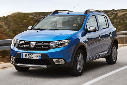 dacia sandero stepway tce90 easy r im test autotests autowelt. Black Bedroom Furniture Sets. Home Design Ideas
