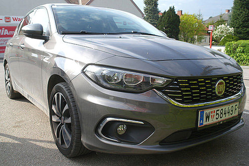 fiat tipo 5 t rer 1 6 multijet ii 120 im test autotests autowelt. Black Bedroom Furniture Sets. Home Design Ideas