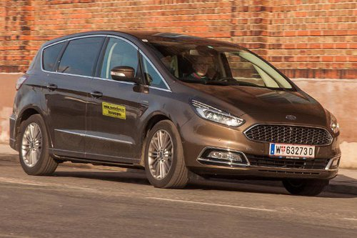 Ford S-Max Vignale 2,0 TDCi AWD - im Test Ford S-Max Vignale 2017