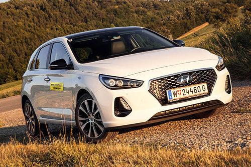 Hyundai I30 16 Crdi Dct Style Im Test Autotests Autowelt