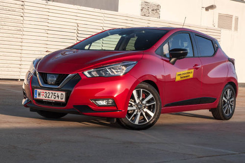 Nissan Micra 0,9 IG-T N-Connecta - im Test Nissan Micra 2017