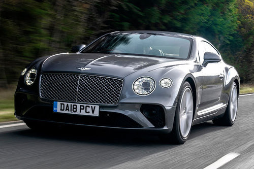Bentley Continental GT - im Test Bentley Continental GT 2018