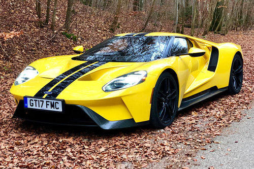 Ford GT - im Motorline-Test Ford GT 2018