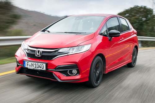 Honda Jazz 1.5 i-VTEC Dynamic - im Test Honda Jazz 2018
