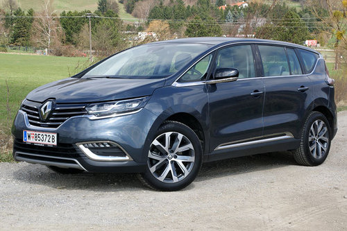 Renault Espace TCe 225 EDC Limited - im Test Renault Espace 2018