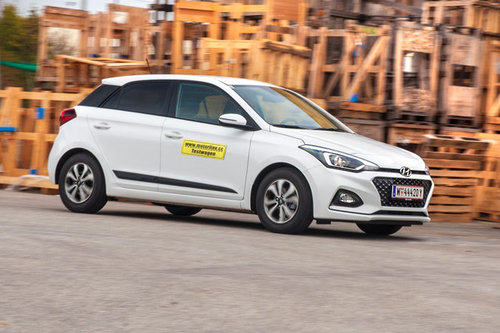 Hyundai i20 1,25 Level 3 - im Test Hyundai i20 2019