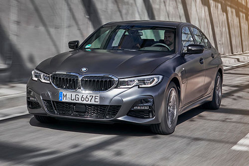 Plug-in-Hybrid: BMW 330e - im Test