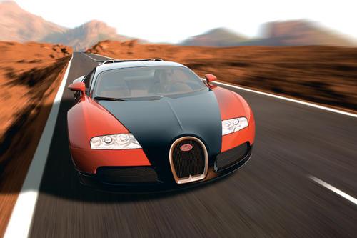 O-Ton Pi�ch: N�chster Bugatti hat 1.200 PS