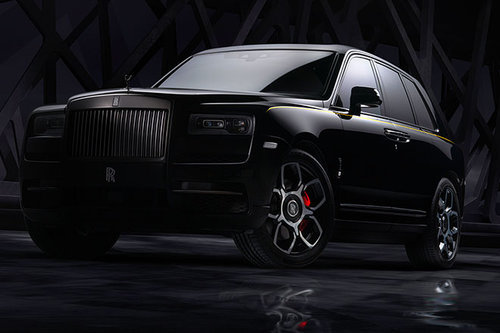 Neu: Rolls-Royce Cullinan Black Badge