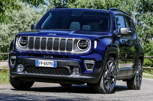 Jeep Renegade 2020 Als Plug In Hybrid News Offroad Motorline Cc