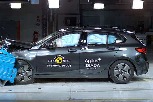 Crashtest: BMW 1er und 3er, Peugeot 208 etc.