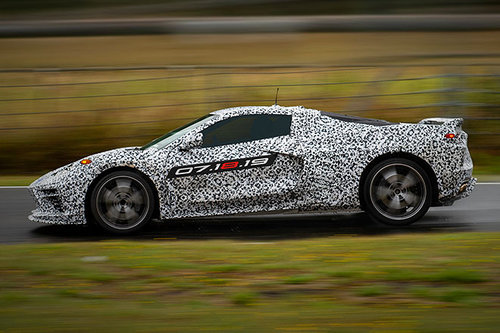 ERWISCHT: Corvette Stingray 2019 Corvette Stingray 2019