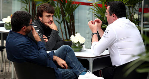 Formel 1: Interview