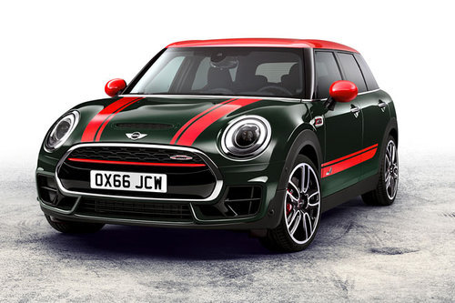 Pariser Autosalon: Mini John Cooper Works Clubman Mini John Cooper Works Clubman 2016