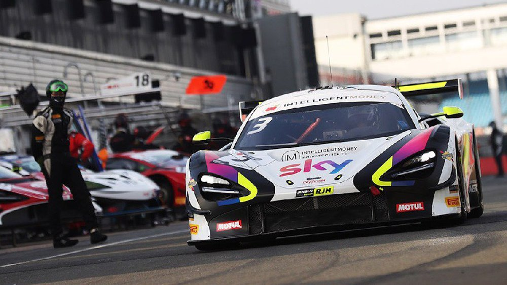 Hiobsbotschaft für DTM: Jenson Buttons McLaren-Team zieht ...