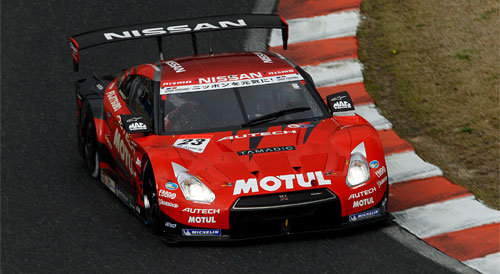 Motorsport: Interview Nissan GT-R, Super-GT 2013