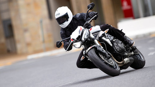 Neue Triumph Speed Triple S