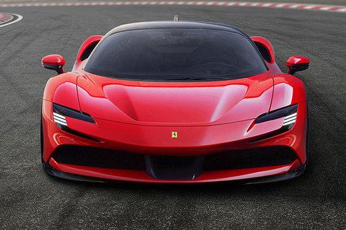 Plug In Hybrid Ferrari Sf90 Stradale News Autowelt Motorline Cc