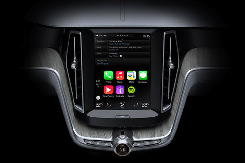 "Apple-Kooperation ""CarPlay"" mit Autoherstellern"