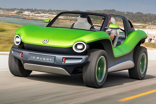 Pebble Beach: Volkswagen ID. Buggy