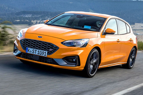 Ford Focus ST 2.3 EcoBoost - erster Test Ford Focus ST 2019