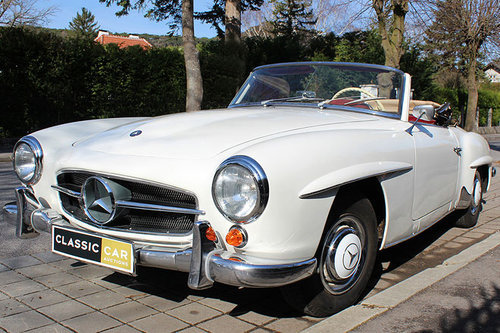 Classic Car Auktion in Schloss Gutenstein