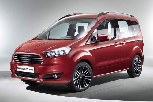 Ford Tourneo Courier - Neuvorstellung