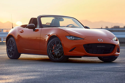 Genfer Autosalon: Mazda MX-5 30th Anniversary Mazda MX-5 30th Anniversary 2019