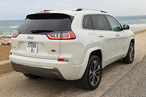 OFFROAD | Neuer Jeep Cherokee - erster Test | 2018 Jeep Cherokee 2018