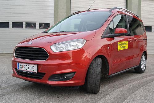 Ford Tourneo Courier 1 0 Im Test Autotests Autowelt