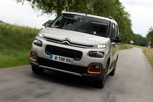AUTOWELT | Citroen Berlingo PureTech 110 Feel - im Test | 2019 Citroen Berlingo 2019