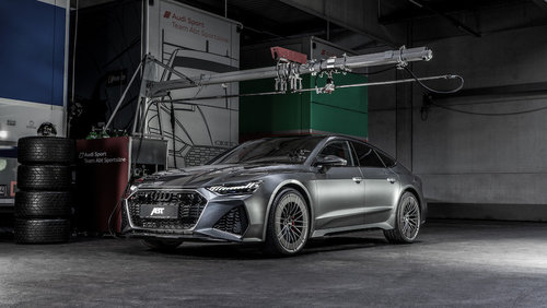 Abt RS 7 Sportback mit 700 PS