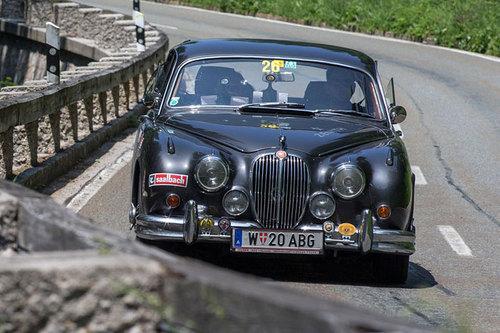 Jaguar Mk II 1962 Saalbach Classic 2017