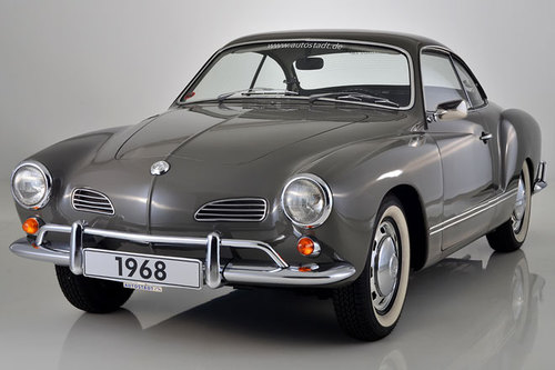 Karmann Ghia 1968