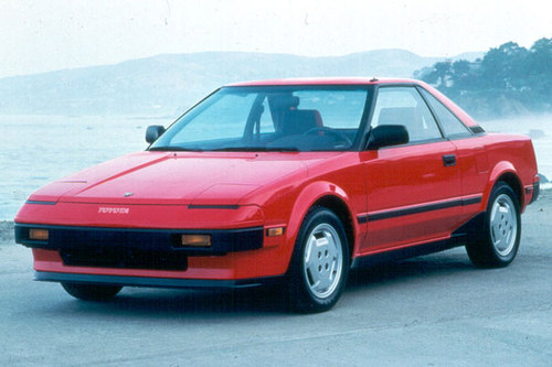 Toyota MR-2 1985