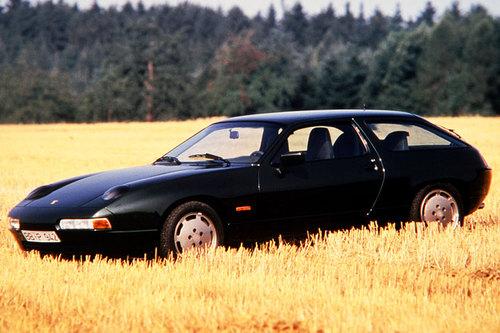 Porsche 928 Viersitzer 1984