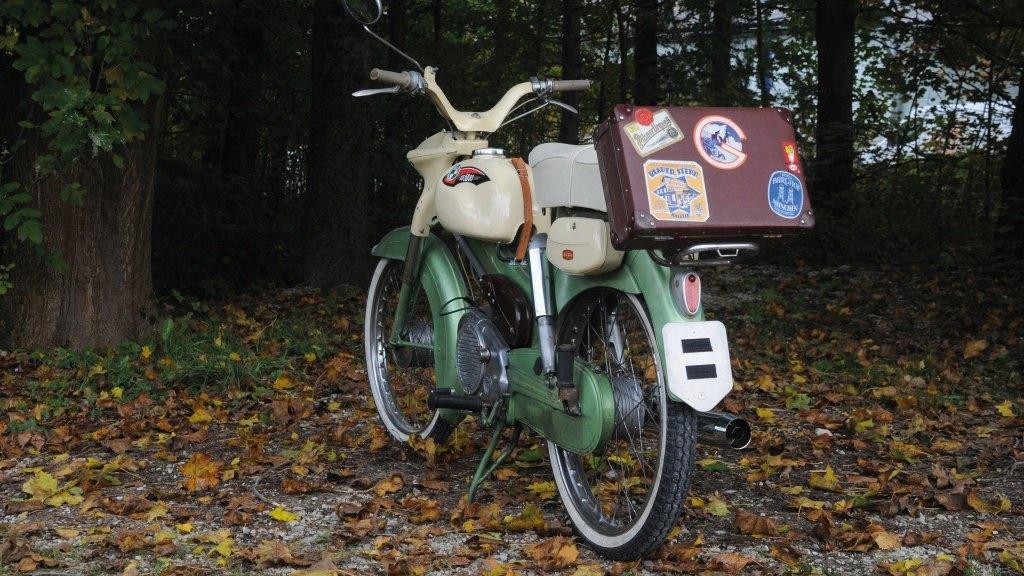 Puch Moped Ms Vs Vz Mv 50 Classic Motorline Cc
