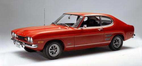 Vor 40 Jahren: Premiere des Ford Capri